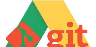 Git on Google Drive